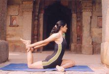 Antigravity jóga - cvičení ve stavu beztíže