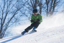 Kdy začít učit děti na lyžích?
