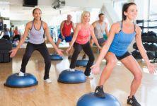 BOSU – cvičení, u kterého se zapotíte a pobavíte